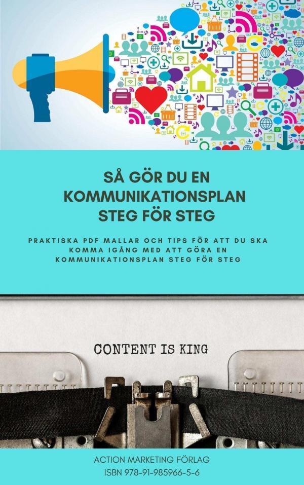 bok kommunikationsplan