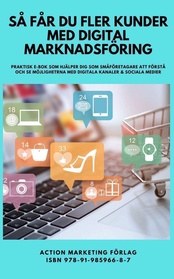 bok få fler kunder med digital marknadsföring