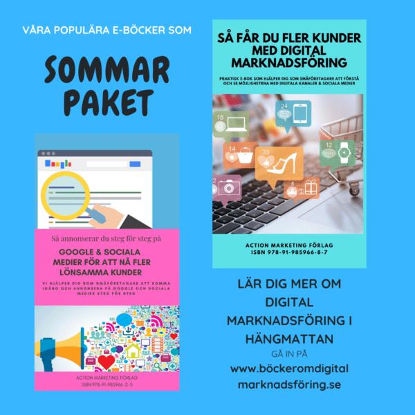 sommarpaket e-böcker